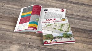 Imprimerie Cornuel Imprimeur Ou Impression En Sarthe IMPRESSION Bulletin Municipal 205